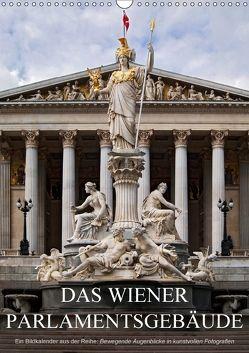 Das Wiener ParlamentsgebäudeAT-Version (Wandkalender 2018 DIN A3 hoch) von Bartek,  Alexander