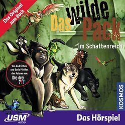 Das wilde Pack (Folge 8) – Das wilde Pack im Schattenreich (Audio CD) von Marx,  André, Pfeiffer,  Boris