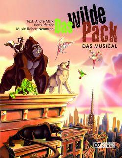 Das Wilde Pack (Klavierauszug) von Neumann,  Robert
