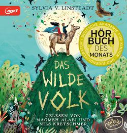 Das Wilde Volk (Bd. 1) von Alaei,  Nagmeh, Kretschmer,  Nils, Linstaedt,  Sylvia, Rak,  Alexandra