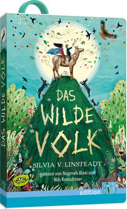 Das wilde Volk von Kretschmer,  Nils, Linsteadt,  Silvia V., Nagmeh,  Alaei