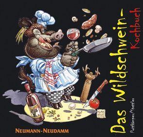 Das Wildschwein-Kochbuch von Pottkämper,  Claudia, Stettler,  Frank