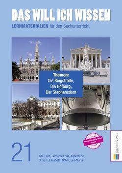 Das will ich wissen. Lernmaterialien für den Sachunterricht / Das will ich wissen 21 von Fitz-Lenz,  Romana, Lenz,  Annemarie
