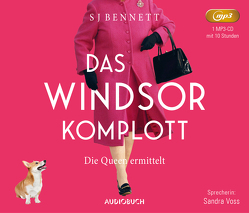 Das Windsor-Komplott von Bennett,  SJ, Löcher-Lawrence,  Werner, Voss,  Sandra