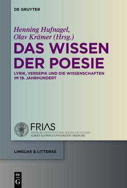 Das Wissen der Poesie von Hufnagel,  Henning, Krämer,  Olav