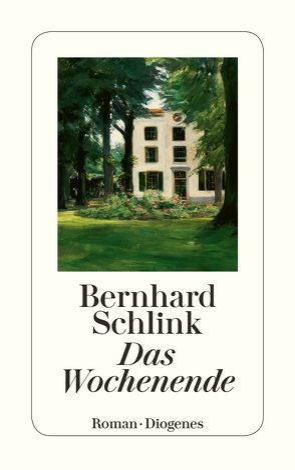Das Wochenende von Schlink,  Bernhard