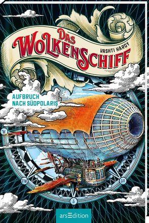 Das Wolkenschiff von Attwood,  Doris, Hardy,  Vashti, Schneider,  Frauke
