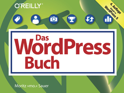 Das WordPress-Buch von Sauer,  Moritz