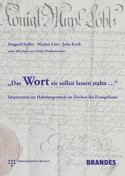 Das Wort sie sollen lassen stahn … von Koch,  Julia, Lörz,  Markus, Sedler,  Irmgard