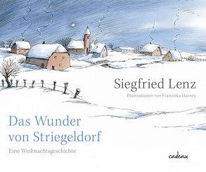 Das Wunder von Striegeldorf von Harvey,  Franziska, Lenz,  Siegfried