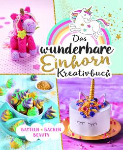 Das wunderbare Einhorn-Kreativbuch