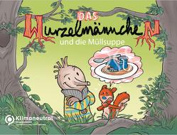 Das Wurzelmännchen von Heinz,  Florian, Schröder,  Harald