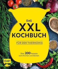 Das XXL-Kochbuch für den Thermomix von Behr,  Daniela, Niemoeller,  Heike, Schmelich,  Guido