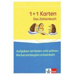 Das Zahlenbuch / 1-plus-1-Karten zum Entwickeln von Rechenstrategien