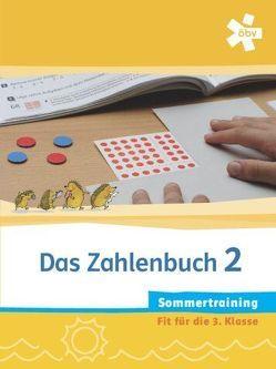 Das Zahlenbuch 2. Sommertraining, Arbeitsheft von Eller,  Sabine, Korn,  Franz