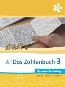 Das Zahlenbuch Sommertraining 3 von Eller,  Sabine, Korn,  Franz