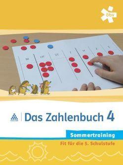 Das Zahlenbuch Sommertraining 4 von Eller,  Sabine, Korn,  Franz