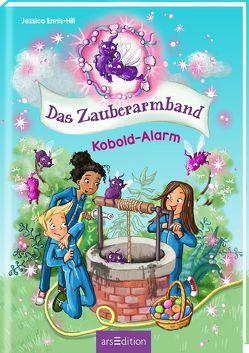 Das Zauberarmband – Kobold-Alarm von Ennis-Hill,  Jessica, Hardt,  Iris, Jansson,  Kati