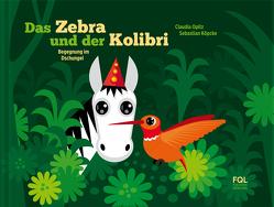 Das Zebra und der Kolibri (01) – eBook von Köpcke,  Sebastian, Opitz,  Claudia