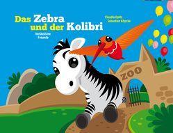 Das Zebra und der Kolibri (02) von Köpcke,  Sebastian, Opitz,  Claudia