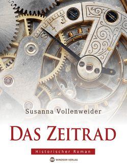 Das Zeitrad von Vollenweider,  Susanna