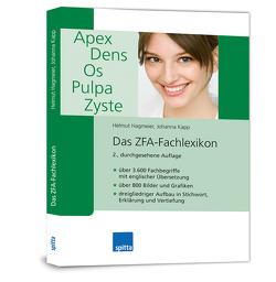 Das ZFA-Fachlexikon von Hagmeier,  Helmut, Kapp,  Johanna