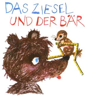 Das Ziesel und der Bär von Appelmann,  Karl-Heinz