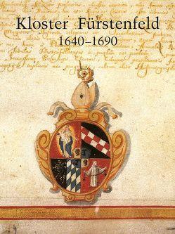 Das Zisterzienserkloster Fürstenfeld zur Zeit von Abt Martin Dallmayr (1640-1690) von Klemenz,  Birgitta