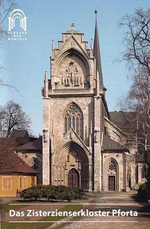 Das Zisterzienserkloster Pforta von Köhler,  Mathias, Schmitt,  Reinhard