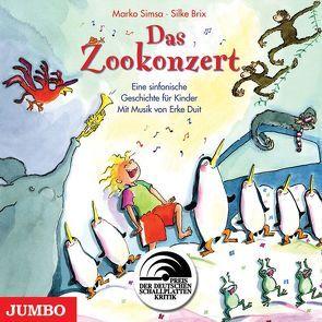 Das Zookonzert von Duit,  Erke, Simsa,  Marko
