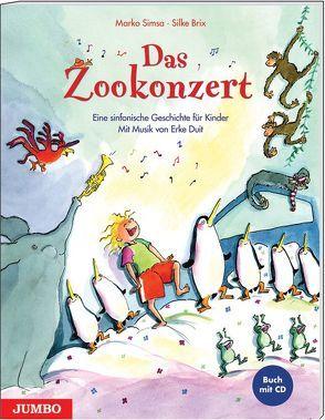 Das Zookonzert von Brix,  Silke, Simsa,  Marko