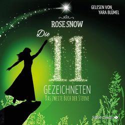 Das zweite Buch der Sterne von Blümel,  Yara, Snow,  Rose