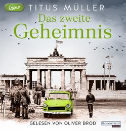 Das zweite Geheimnis von Brod,  Oliver, Müller,  Titus