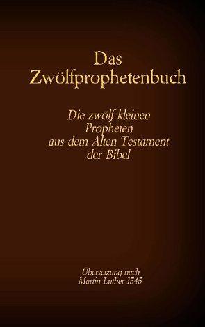 Das Zwölfprophetenbuch von Luther 1545,  Martin, Tessnow,  Antonia Katharina