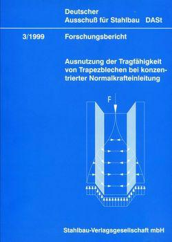 DASt-Forschungsbericht 3/1999 von Peil,  U