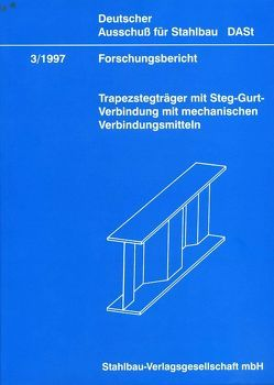 DASt-Forschungsbericht 3/1997 von Peil,  U