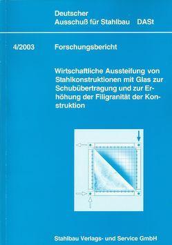 DASt-Forschungsbericht 4/2003 von Sedlacek,  G
