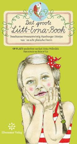 Dat groote Lütt-Erna-Book von Lang,  Birgit, Vick,  Helmut, Wellerdiek,  Karl-Heinz
