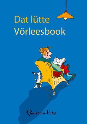 Dat lütte Vörleesbook von Scheller,  Gesche