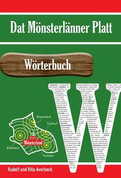 Dat Mönsterlänner Platt – Wörterbuch von Wiege,  Thomas
