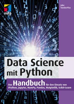 Data Science mit Python von VanderPlas,  Jake