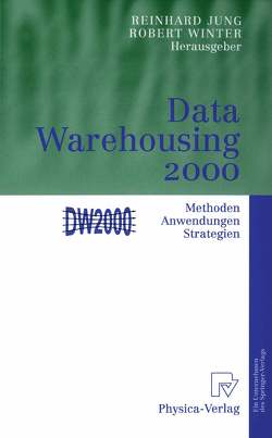 Data Warehousing 2000 von Jung,  Reinhard, Winter,  Robert