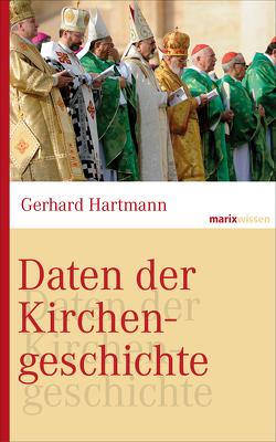 Daten der Kirchengeschichte von Hartmann,  Gerhard