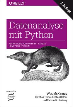 Datenanalyse mit Python von Lichtenberg,  Kathrin, McKinney,  Wes