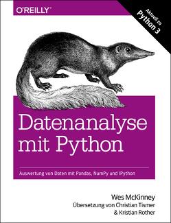 Datenanalyse mit Python von McKinney,  Wes