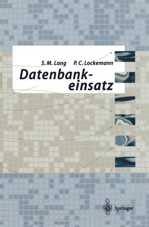 Datenbankeinsatz von Lang,  Stefan, Lockemann,  Peter C.