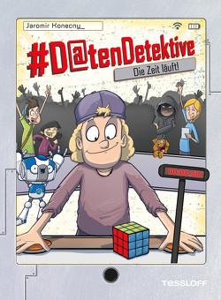 #Datendetektive. Band 3. Die Zeit läuft! von Bláha,  Marek, Konecny,  Jaromir