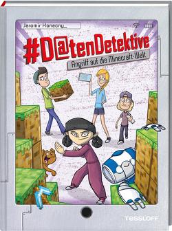 #Datendetektive. Band 5. Angriff in der Würfelwelt von Bláha,  Marek, Konecny,  Jaromir