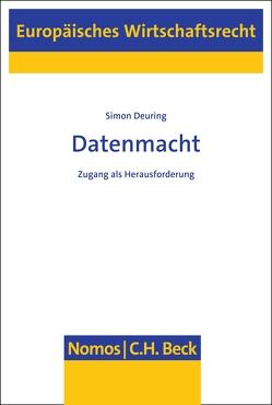 Datenmacht von Deuring,  Simon