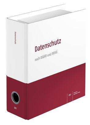 Datenschutz von Schaupp,  Andreas